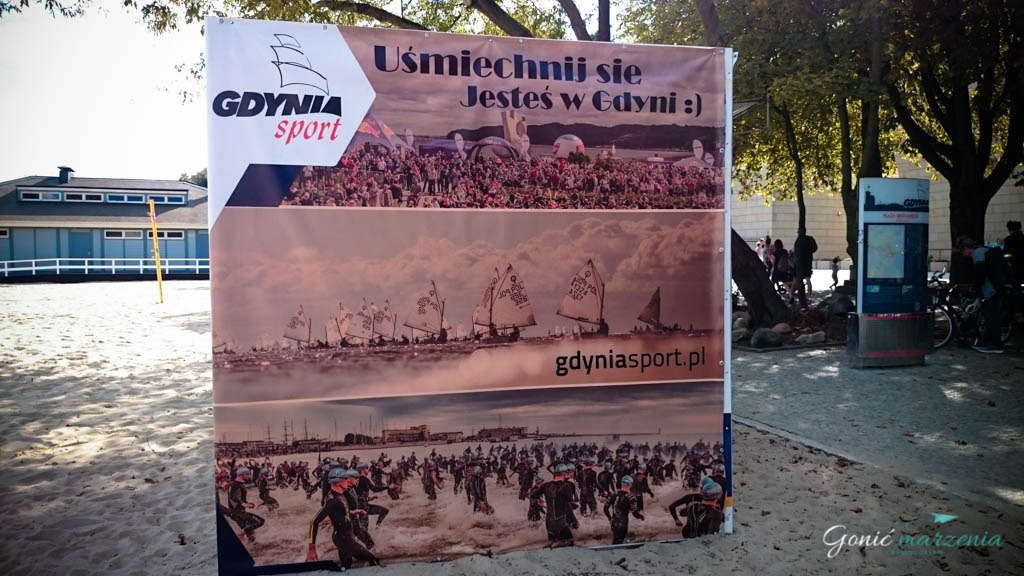 uśmiechnij się jesteś w Gdyni