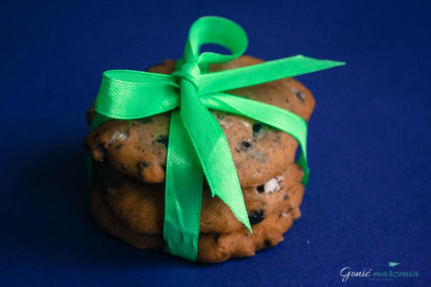 prezent ciasteczkowy