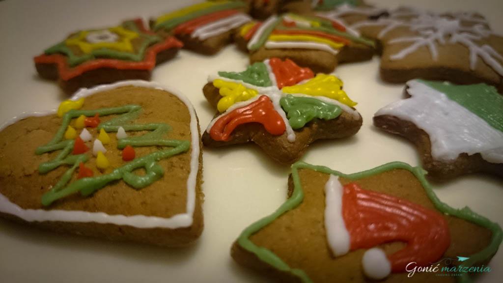 Pierniczki świąteczne Gonić Marzenia