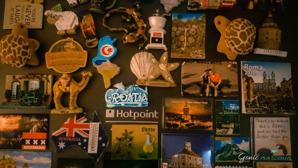 magnes na lodówkę ze zdjęcia