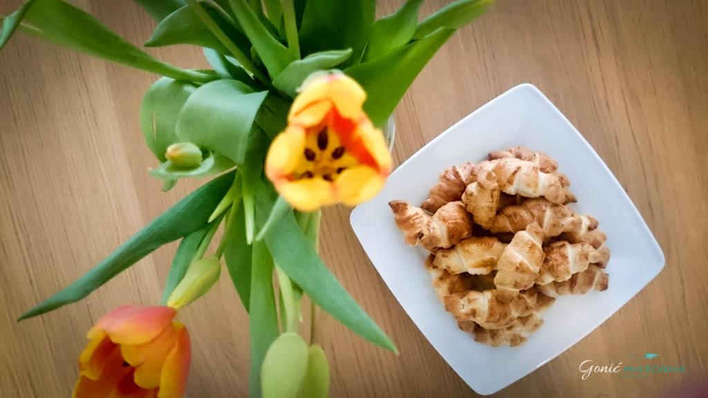 Croissanty z czekoladą Gonić Marzenia
