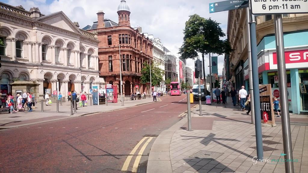 Belfast Gonić Marzenia