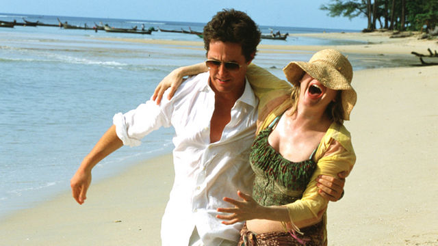 (L-R) Hugh Grant and Renee Zellweger