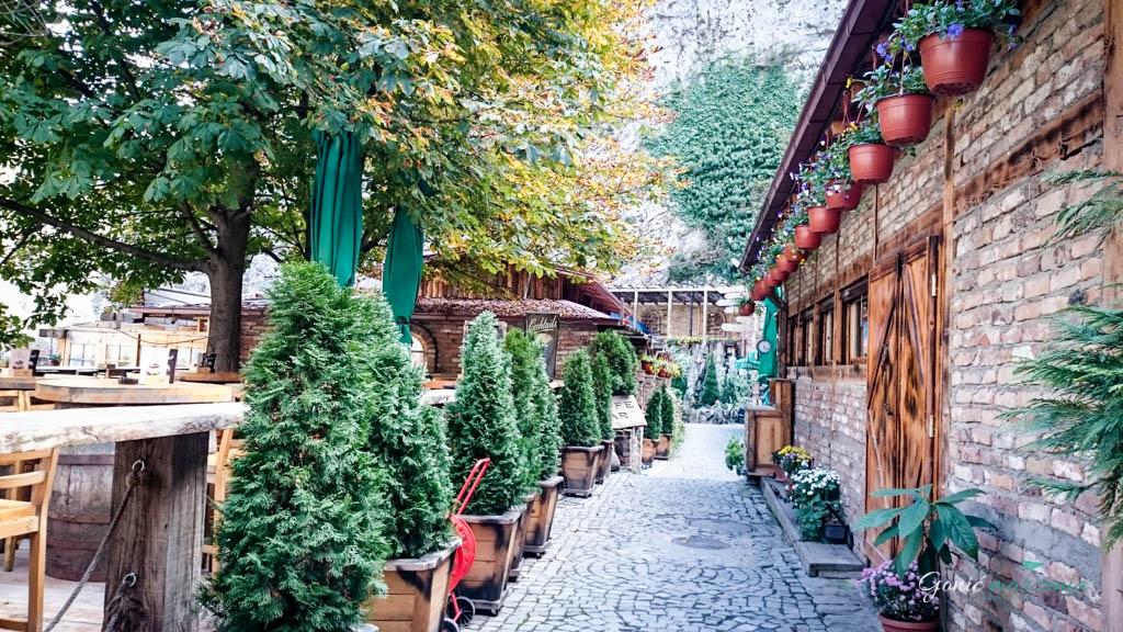 Canyon Matka - Macedonia Gonić Marzenia