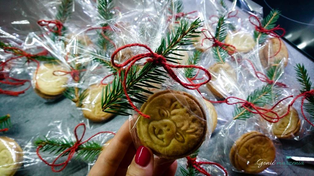 świąteczne ciasteczka z nutą cytryny