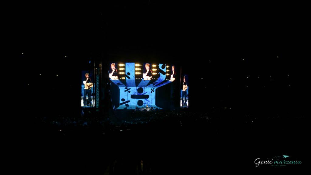 koncert Ed Sheeran Warszawa