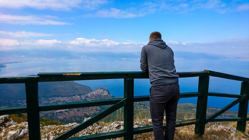 Wycieczka wzdłuż jeziora Ochrydzkiego Gonić Marzenia