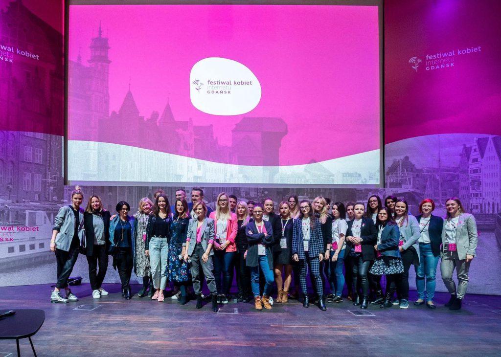 Festiwal Kobiet Internetu w Gdańsku