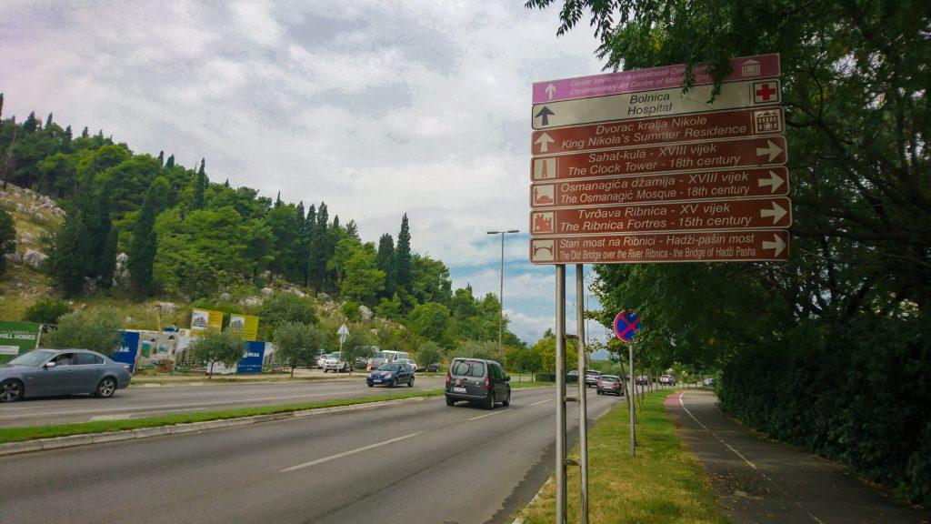 Podgorica Gonić Marzenia
